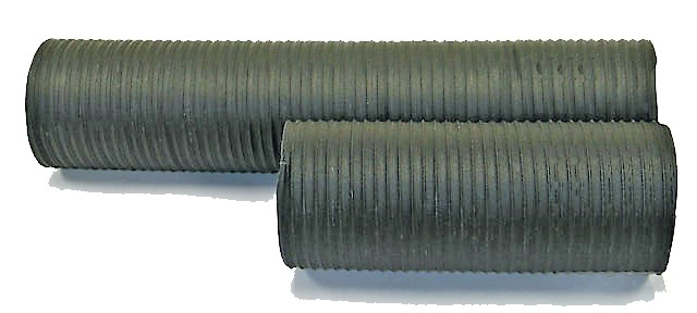 1958-1962 Corvette Fuel Injection Air Cleaner Hose Set (2 Pcs)