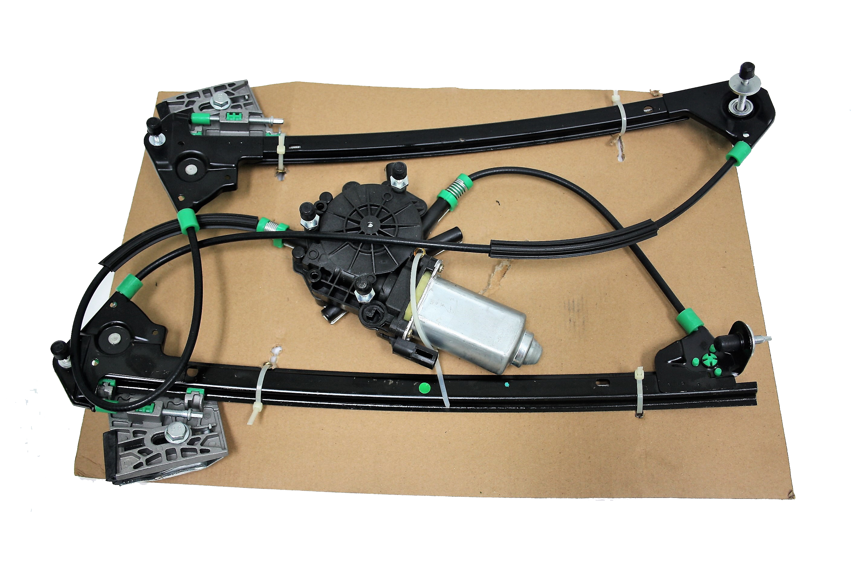 RH Window Regulator with Motor