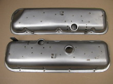 Corvette Valve Cover Without Drippers 427