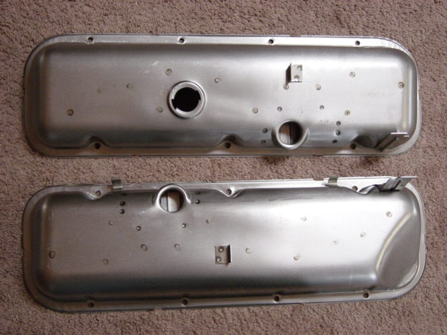 Corvette Valve Cover With Drippers 427