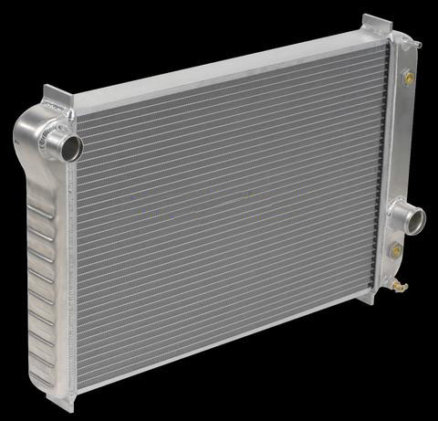 1990-1996 Corvette Aluminum Radiator For Automatic Transmission