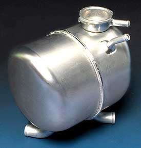 1968-1972 Corvette Radiator Expansion Tank - Non-dated 68-72