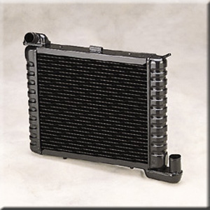 1963-1972 Corvette Brass Radiator