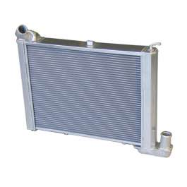 1969-1972 Corvette Aluminum Radiator - Small Block With Automatic Transmission