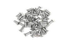 Aluminum Rivet with Countersunk Head (3/16 inch  X 9/16 inch )