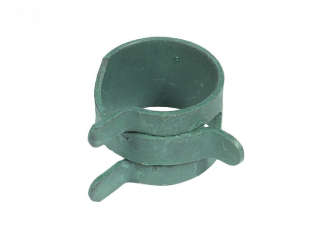 Fuel Line Hose Clamp (Green)