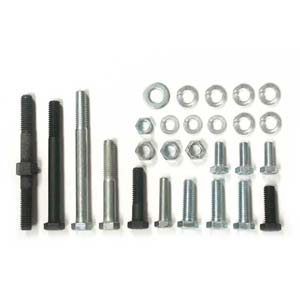 Corvette AC Mount Bracket Bolt Kit (26 Pcs) Small Block