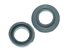 Heater Hose Firewall Seal Kit (Grommet pair)