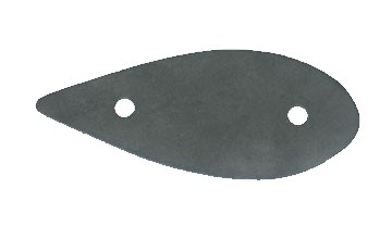 Outside Shortbase Mirror Gasket (Rubber)