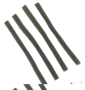 1968-1982 Corvette Center Dash Vent Seals (4 Pcs)