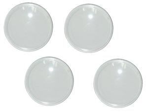 Small Gauge Lens Set (4 pcs)