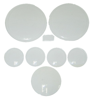 Dash Gauge Lens Kit (7 Pcs )