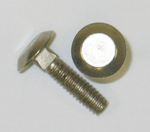 Corvette Hardtop Hold Down Rear Bolts - Pair