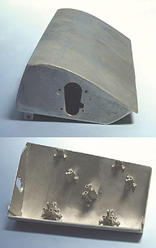 1963-1967 Corvette LH Headlight Housing