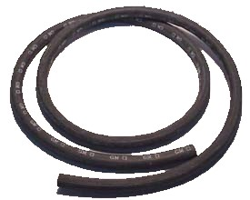 1953-1958 Corvette Ribbed Heater Hose Kit