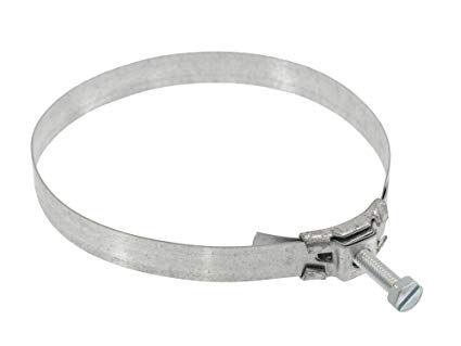 1961-1962 Corvette Fresh Air Hose Clamp N.o.s.  (correct Wittek Galvanized)