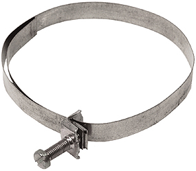 1956-1960 Corvette Fresh Air Hose Clamp (correct)