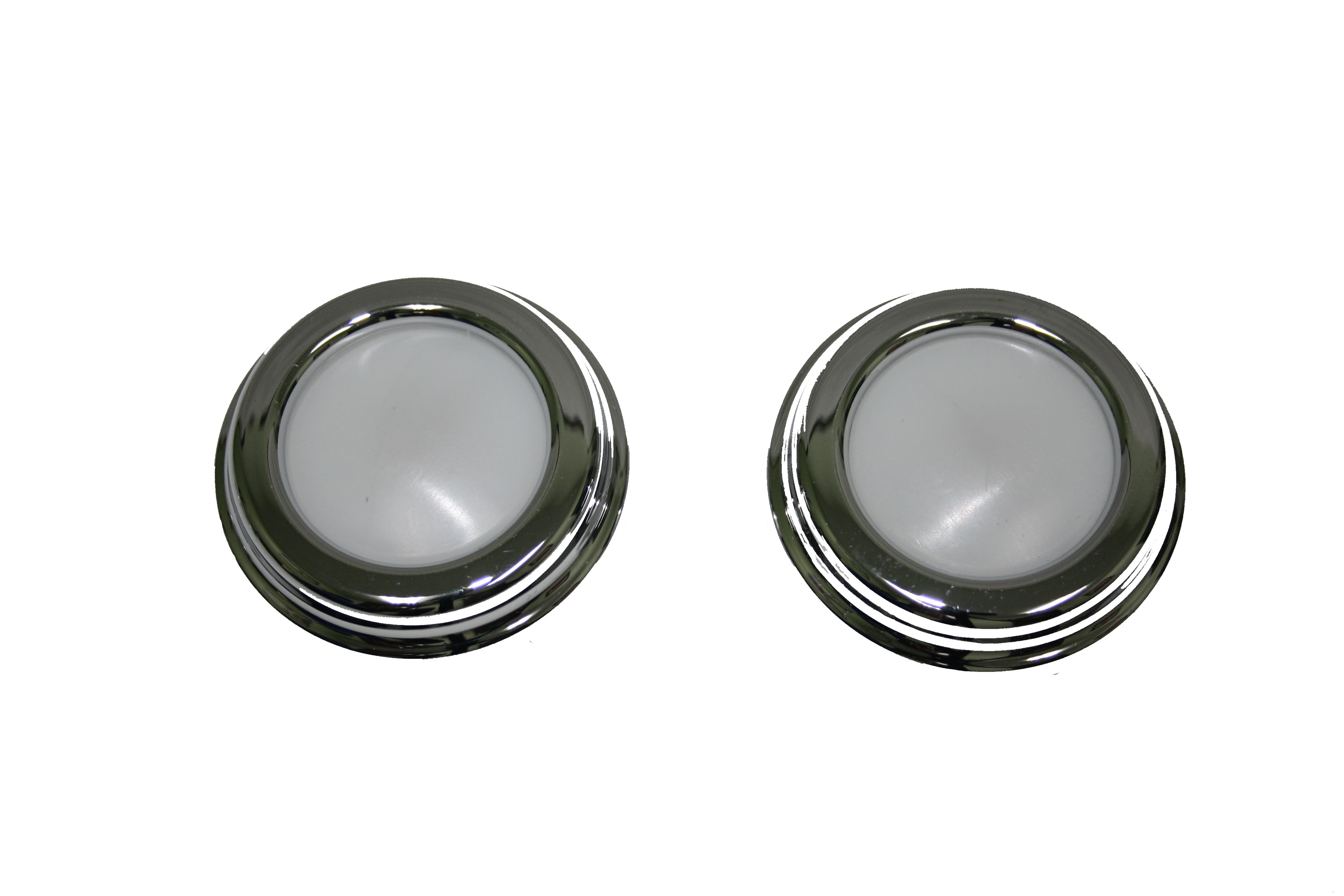 Courtesy Light Bezel - pair