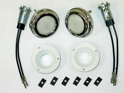 Courtesy Light Assembly - pair