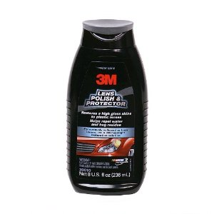 1953-2012 Corvette 3m Plastic Polish (8 Oz)