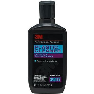 1953-2012 Corvette 3m Plastic Cleaner (8 Oz)