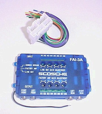 Bose Interface Converter