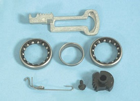 1977-1996 Corvette Steering Column Rack & Bearing Kit (7 Pcs)