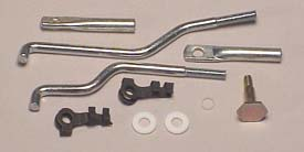 Corvette Carburetor Linkage Set 3 X 2