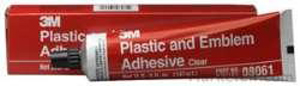 1953-2020 Corvette 3m Weatherstrip Adhesive (clear) High Strength