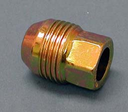 Corvette Wheel Lug Nut