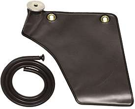 Corvette Washer Bag With AC With Cap & Hose