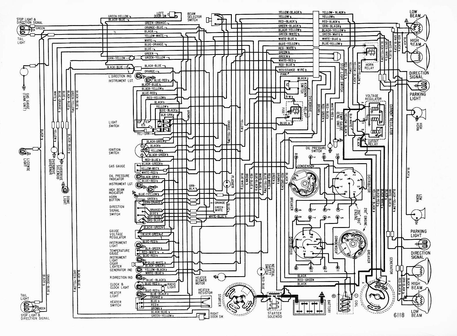 Wiring Diagram Corvette C6