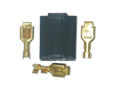 1955-1976 Corvette Dimmer Switch Plug With Terminals