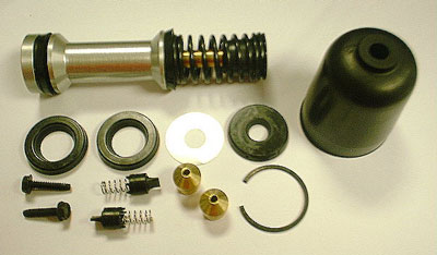 1967-1976 Corvette Master Cylinder Rebuild Kit Without Power