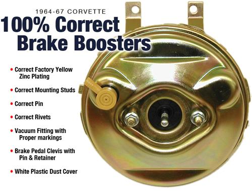 on 1979 Corvette Brake Booster Diagram