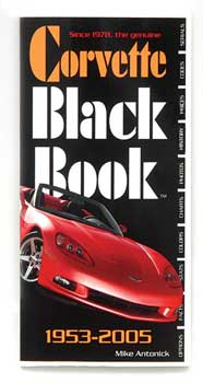 Corvette Black Book