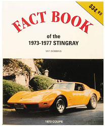 Vette Vues Fact Book 73-77