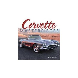 Corvette Masterpieces Book