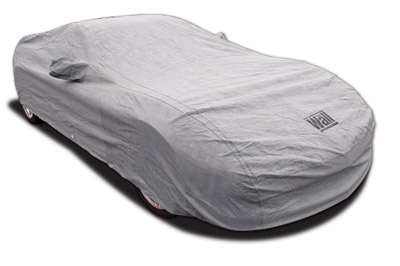 Car Cover Gray (The Wall) W/cable & lock