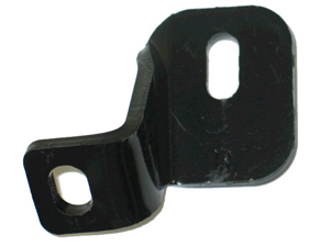 1968-1973 Corvette Rear Center RH Bumper Bracket (attaches To Bumper)