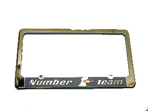 License Frame #1 Team