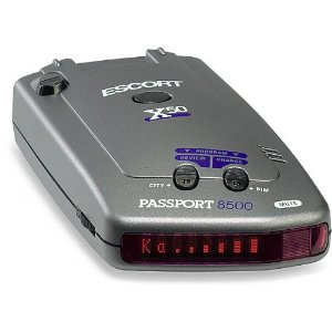 Escort Radar Detector 8500-R Red 53-09