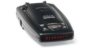 Escort Radar Detector 9500i Passport Red 53-09