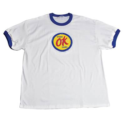 OK Used Cars T-Shirt 53-10
