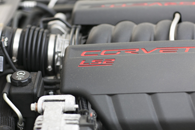 Corvette Engine