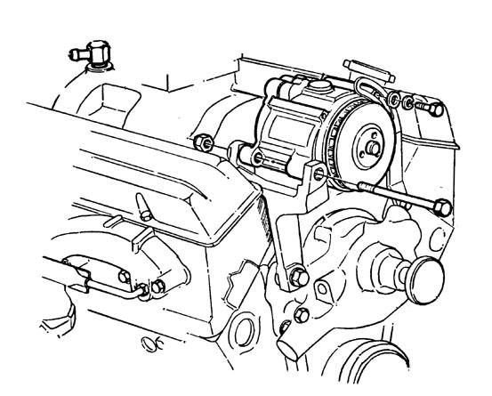 1968 Corvette Schaltplang For Starter