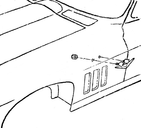1981 Corvette Interior Light Diagram